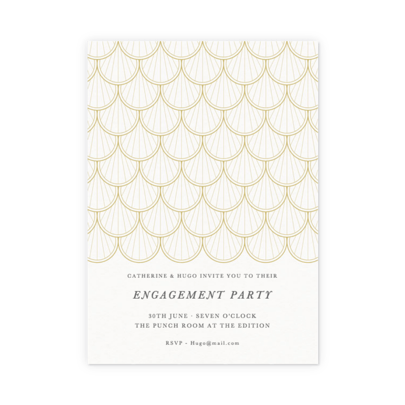 customisable party invitations personalise online papier