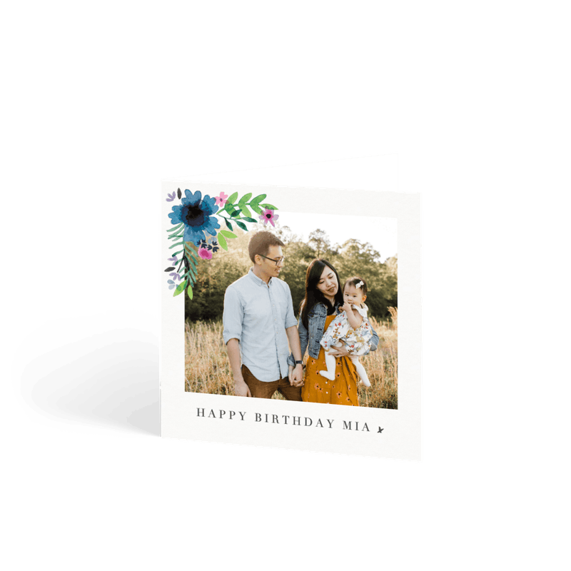 Birthday Cards Personalise Online Next Day Uk Delivery Papier