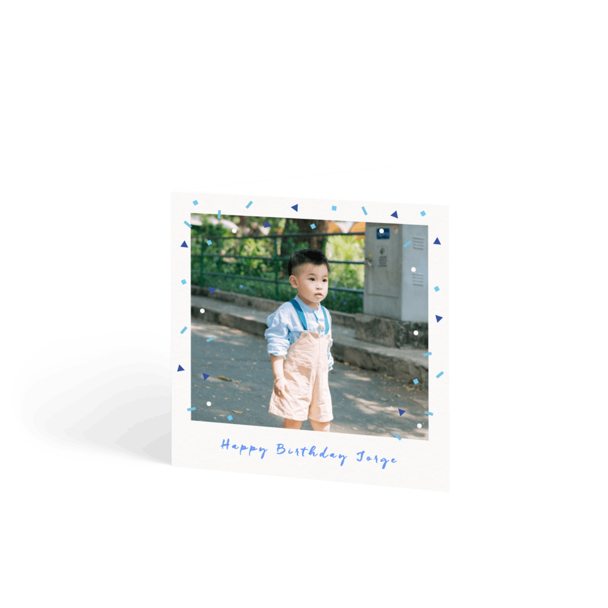 Personalised Birthday Cards For Him