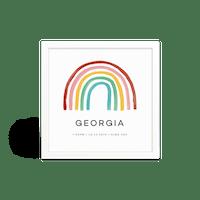 Rainbow Multicolour