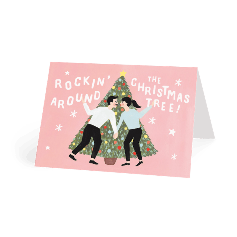 Personalised Christmas Cards | Single Cards | Papier